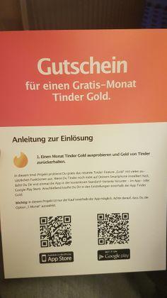 Gutschein tinder  Online Courses  2019-05-01