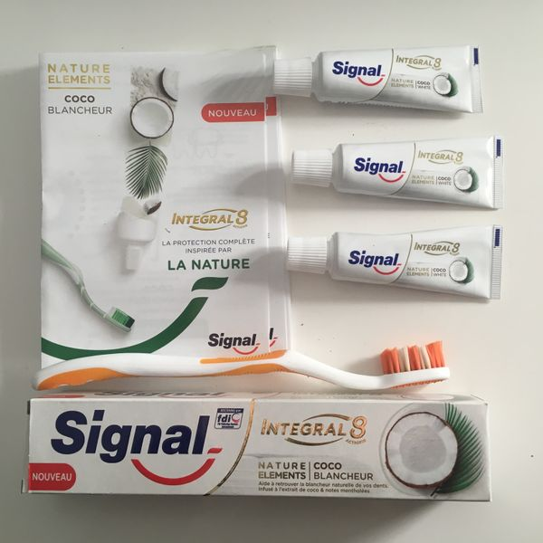 Allez au boulot! - Signal Integral 8 Nature Elements